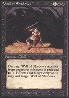 Magic: the Gathering - Wall of Shadows - Legends