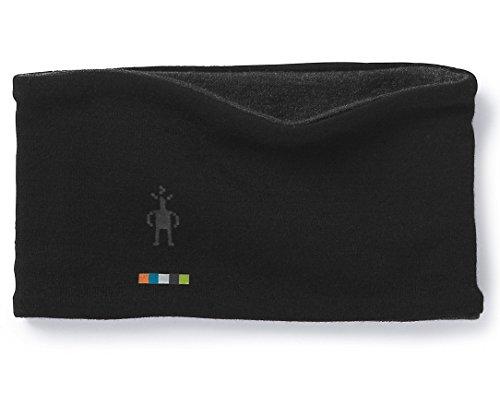 Smartwool Merino 250 Reversible Headband Black/Charcoal Heather One Size