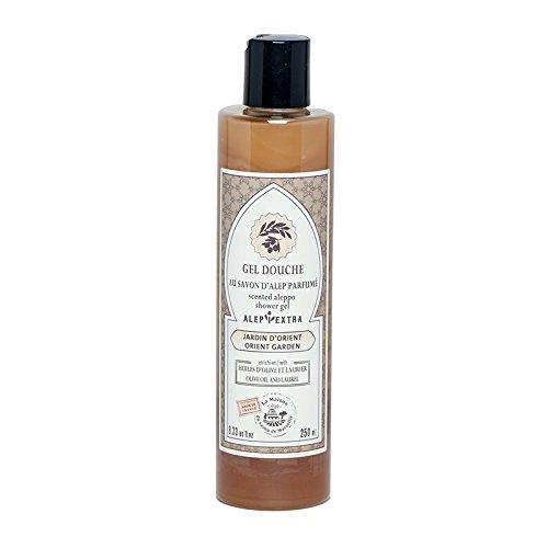 Provenzalisches Duschgel Honig (Miel) angereichtert mit Bio-Arganöl (250 ml)