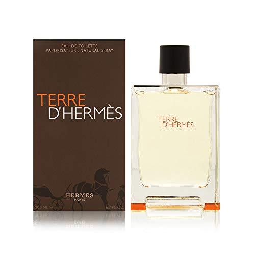 Hermes Terre d'Hermès eau de toilette Hombres 200 ml - Eau de toilette (Hombres, 200 ml, Envase no recargable, Aerosol, 1 pieza(s))
