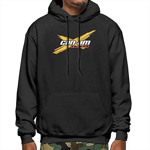 Anakalenina Can Am Spyder Man Long Sleeve Pullover Hoodie Sweatshirt with Pocket