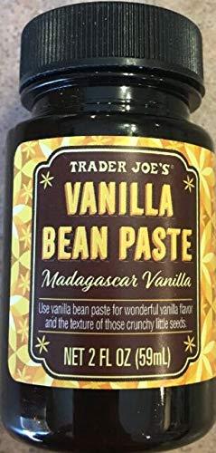 Trader Joe Vanilla Bean Paste