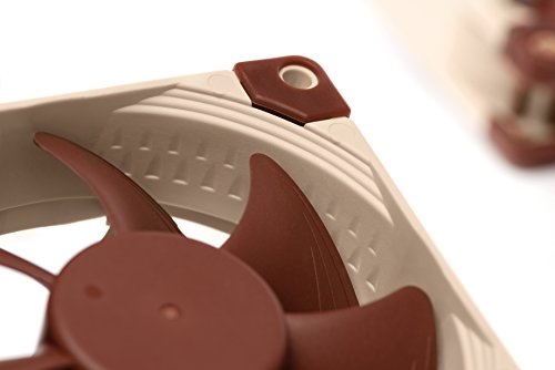 Noctua NF-A8 PWM, Premium Quiet Fan, 4-Pin (80mm, Brown)