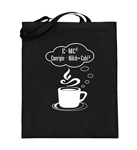 Chorchester Relativitätstheorie Physiker Kaffee Fans - Jutebeutel (mit langen Henkeln)