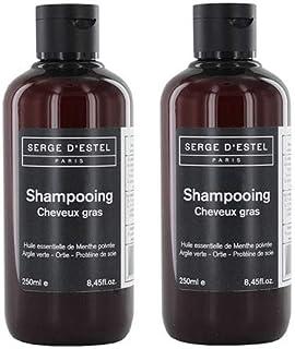 Champús y aceites para todo tipo de cabellos