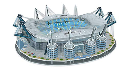 Paul Lamond 3885 Manchester City Fc Etihad Stadium 3D Jigsaw Puzzle