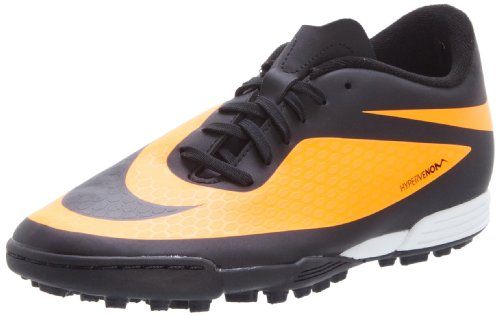 Nike 599844008 Tenis Soccer Caballero para Hombre, Negro, 27.5 cm