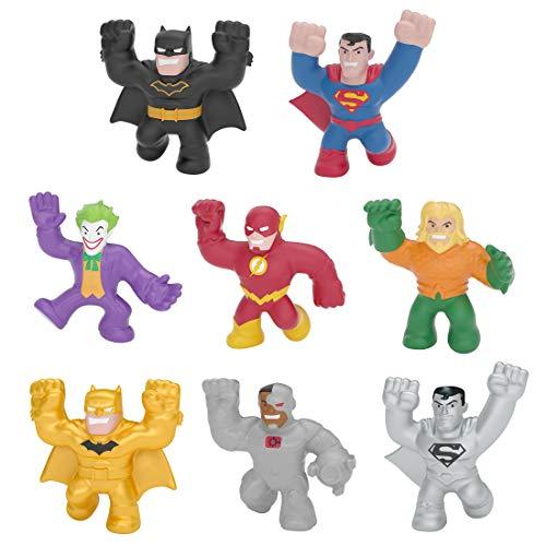 Heroes Of Goo Jit Zu Minis DC Comic Figures, Style Vary