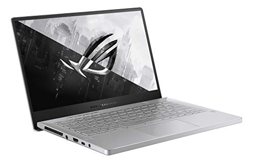 ASUS Computer ROG Zephyrus G14 GA401IV 35,5cm (14 Zoll, Full HD, IPS-Level, White LED) Gaming-Notebook (AMD R7-4800HS, 16GB RAM, 512 GB SSD, RTX2060 , Windows 10) White AniMe Matrix
