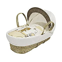 kinder valley moses basket newborn checklist
