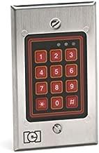 IEI 212w Indoor/Outdoor Flush-mount Keypad