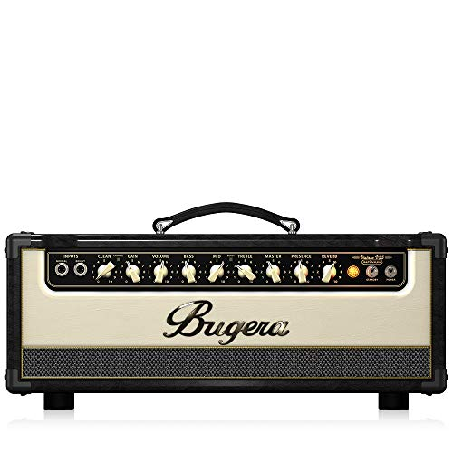 Bugera V55HD Amplificador cabezal para guitarra