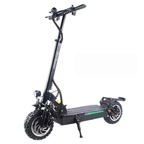 Lhlbgdz Scooter eléctrico con Patada Doble Ciclomotor 60V / 3200W Adultos de...