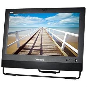 "Lenovo ThinkCentre M71Z 20"" HD+ LCD All-in-One (AIO) Desktop Computer Intel Core i5-2400S up to 3.3GHz, 4GB Ram, 500GB HDD, DVD, WiFi, Windows 10 Professional (Certified Refurbished)"