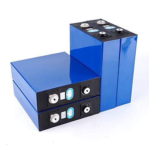 OANCO Nueva Tienda 4 UNIDS Nuevo 3.2V 200AH LIFEPO4 Producto Célula De Fosfato De Hierro De Litio