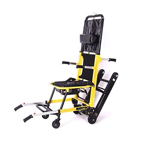 DBG Folding Elektrokletter Rollstuhl multifunktionale treppauf und treppab Raupen elektrische Treppensteigen Rollstuhl