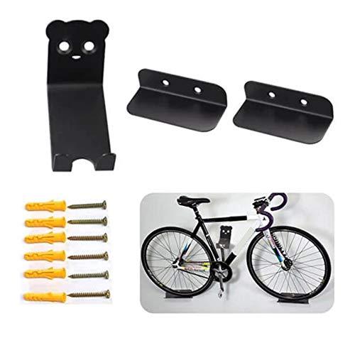 Crazyfly - Soporte de pared para bicicleta eléctrica, BTT, bicicleta de carretera,...