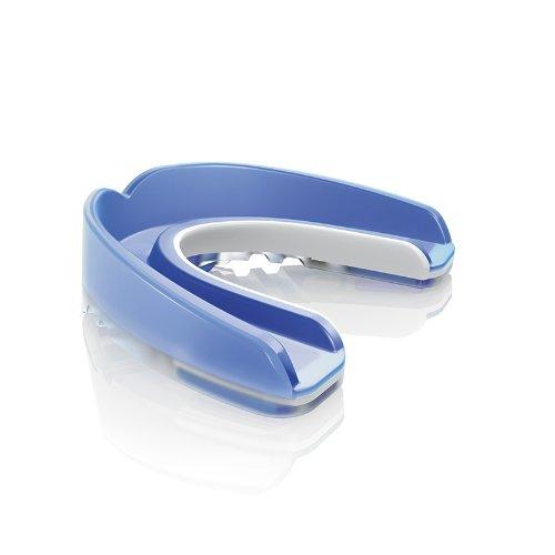 Shock Doctor Erwachsene Mundschutz Nano 3D, blau, 11+