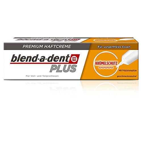 blend-a-dent Crema adhesiva de primera calidad para la protección de la miga, Envase de 3 (3 x 40 g)