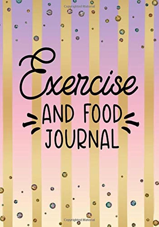 ちょうつがいプリーツExercise And Food Journal: Diet & Fitness Tracker