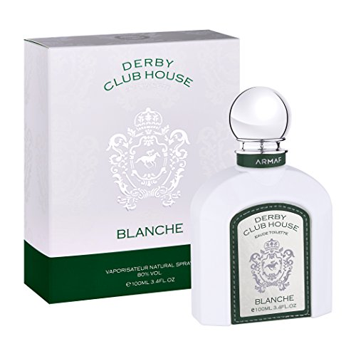 Armaf Derby Club House Blanche EDT Men New in Box, 3.4 oz
