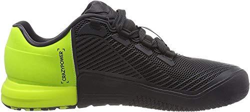 Adidas CrazyPower TR M, Zapatillas de Deporte Hombre, Gris (Carbon/Negbas/Negbas 000), 46 2/3 EU