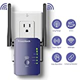 Best Wi Fi Boosters - WiFi Range Extender - 300Mbps Mini WiFi Repeater Review