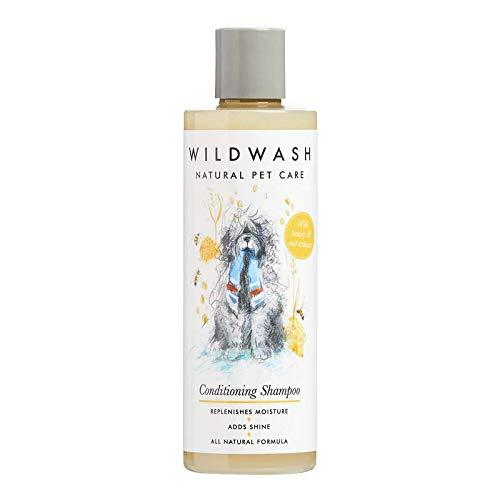 WildWash Haustier Pet Conditioning Shampoo