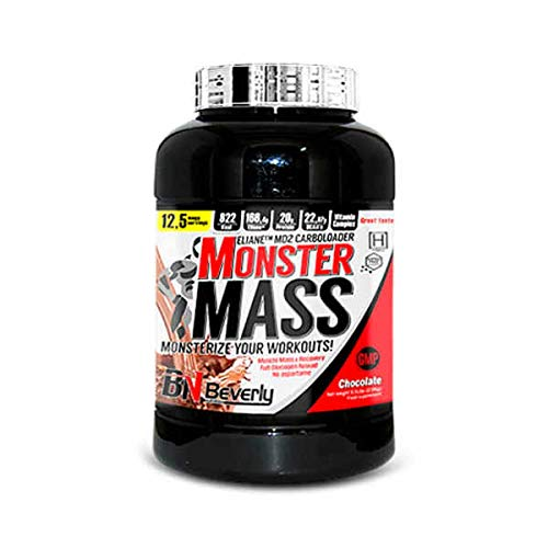 Beverly Nutrition Monster Mass - 2,5 Kg Strawberry