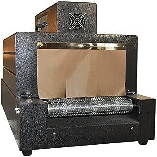 220V 7000W Heat Shrink Wrapping Machine BS4525 Mesh Packing Machine Sealing Machine 021423