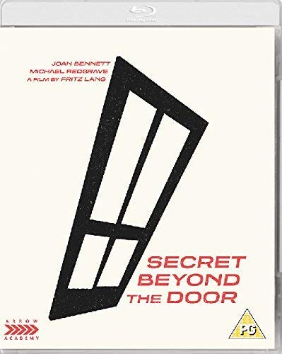Secret Beyond The Door [Blu-ray] [Region A & B & C]
