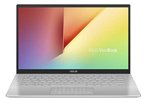 Asus Vivobook S S420FA-EK222T PC Portable 14' FHD (Intel Core i5-8265U, 8Go de RAM, 512Go SSD, Windows 10) Clavier AZERTY Français