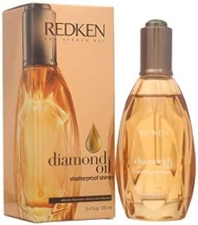 Redken - Diamond Oil Shatterproof Shine Silicone Free For Medium Hair (3.4 oz.) 1 pcs sku# 1898392MA by REDKEN
