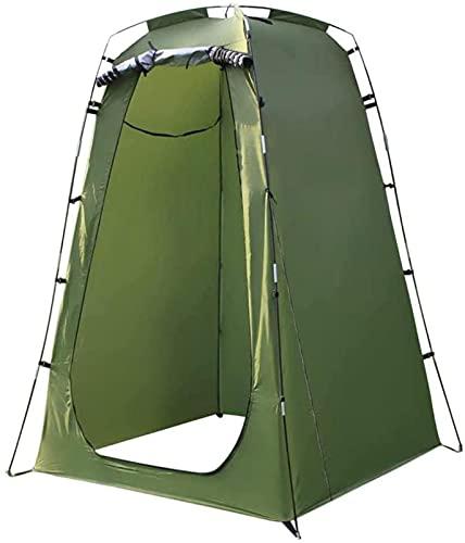 Tienda de privacidad para exteriores, resistente al agua, portátil, instantáneo, para acampar, inodoro, ducha, vestirse, espacio de privacidad / habitación, camping, caravana, picnic, pesca, playa