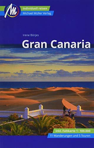 Gran Canaria Reiseführer Michael Müller Verlag: Individuell reisen mit vielen praktischen Tipps (MM-Reisen)