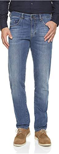 Atelier GARDEUR Herren Jeans Hose Nevio-6 71080 165, Größe:W34/L30, Farbe:165 Bleach