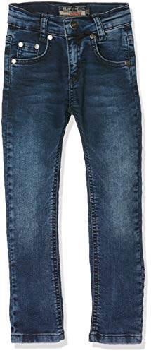 Blue Effect Jungen Slim Jeans - Skinny, Ultrastretch , Blau (Blue denim) , 134