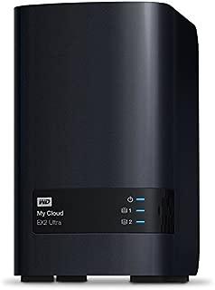 WD 20TB My Cloud EX2 Ultra Network Attached Storage – NAS – WDBVBZ0200JCH-NESN