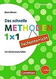 Sachunterricht - Das schnelle Methoden 1x1 (Fachmethoden Grundschule) - Prof. Dr. Beate Blaseio