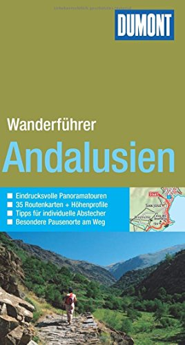 DuMont Wanderführer Andalusien von Jürgen Paeger (7. März 2012) Taschenbuch