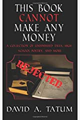 This Book Cannot Make Any Money Paperback