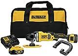 DEWALT 20V MAX XR Cordless Polisher Kit, Rotary, Variable Speed, 7-Inch, 180 mm (DCM849P2)