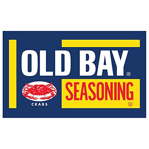 Maryland My Maryland Old Bay Seafood Seasoning Licensed Woven Label Door Mat