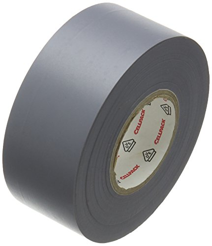 Cellpack 1457921280,15–30–25, PVC Isolierband, grau