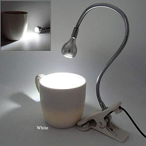 LED Tischlampe Lesebuch Licht Augenschutz Schreibtischlampe für Laptop Power Bank Licht