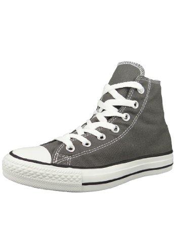 Converse Chuck Taylor All Star, Unisex-Erwachsene Hohe Sneakers, Grau (Charcoal), 46 EU