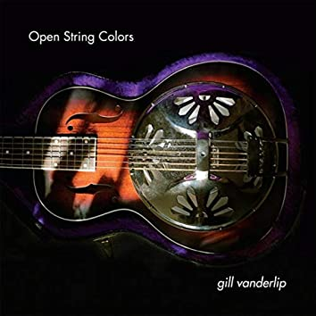 Open String Colors