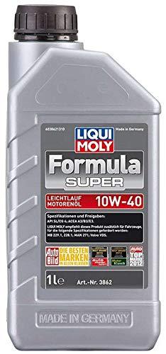 Liqui Moly 3862 Motoröl Formula Super 10W-40, 1 L