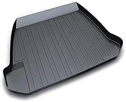 NADAENEA Alfombrilla trasera para maletero de coche, goma para coche, forro de carga para maletero de coche, alfombrilla protectora para Volvo S60 2014-2017