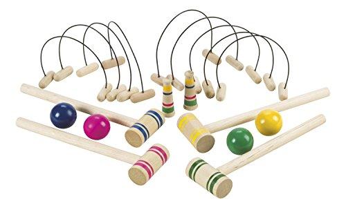 Toysmith Desktop Croquet Set